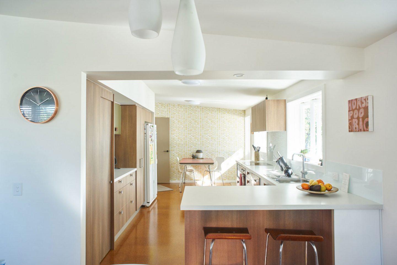 Belsize St, kitchen detail